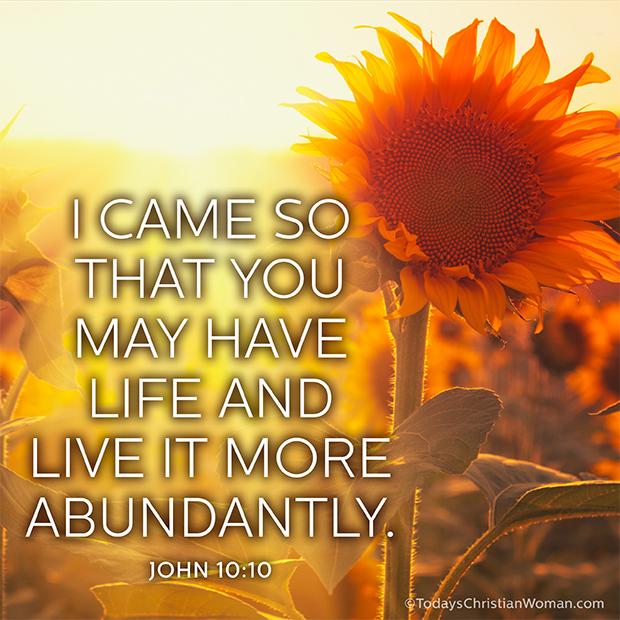 John 10-10